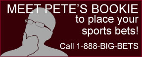 Meet Pete's Bookie